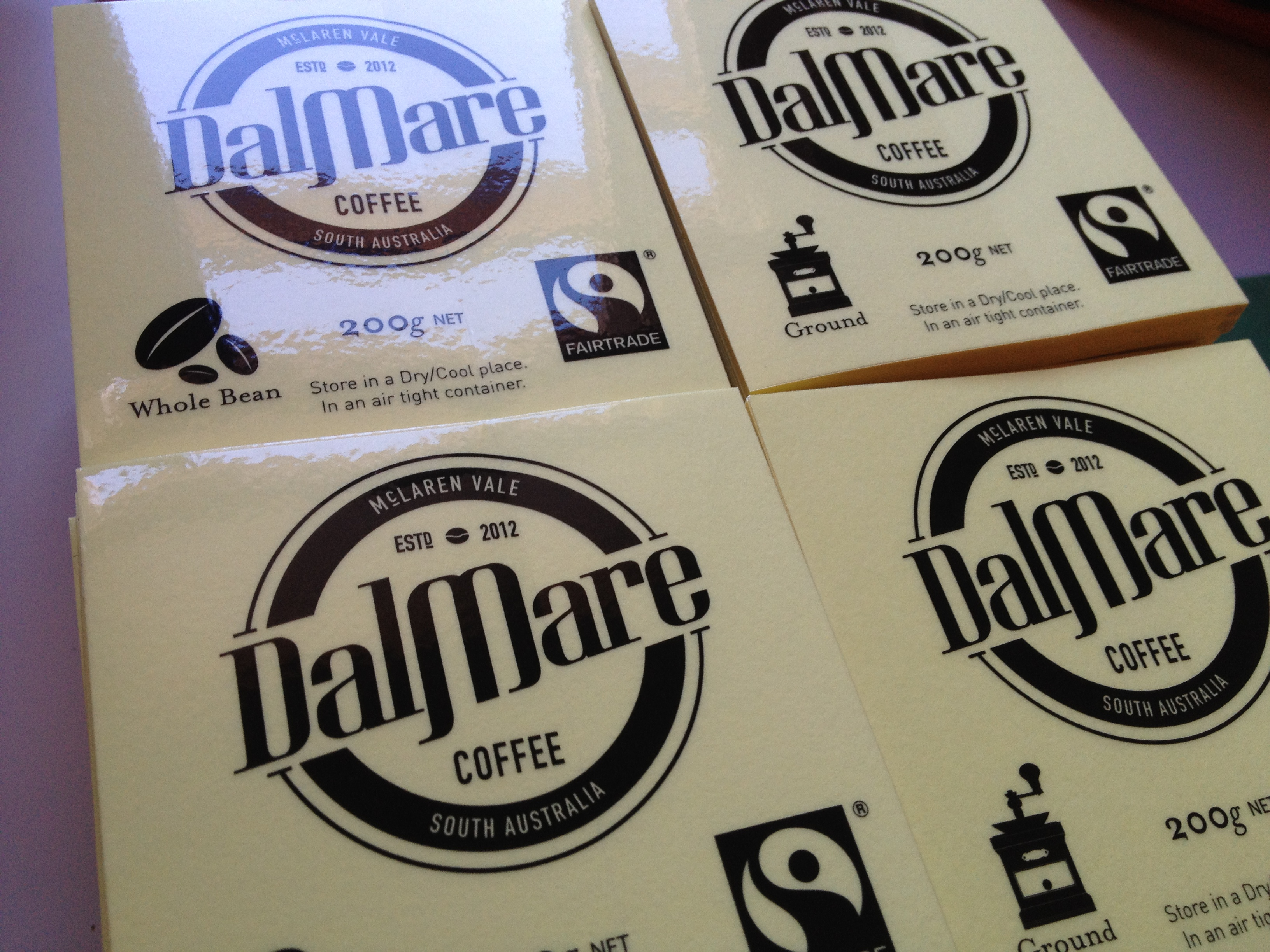 wholesale coffee labels
