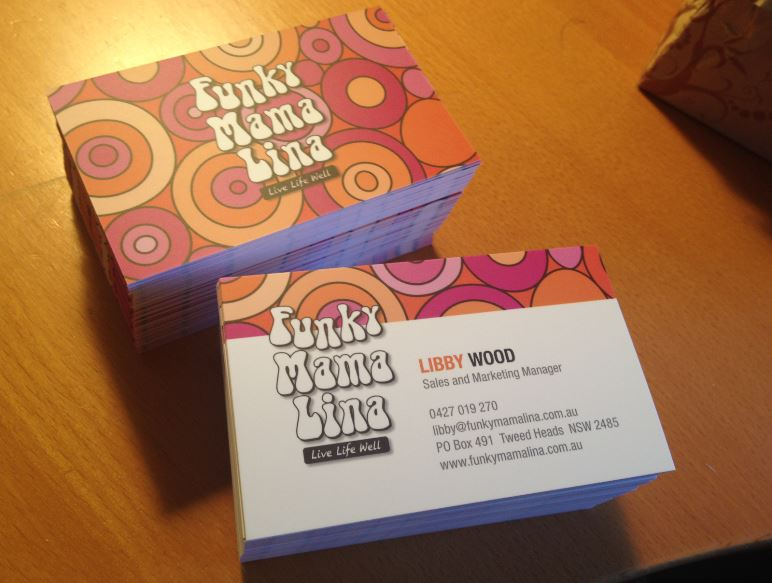 300gsm Business Cards